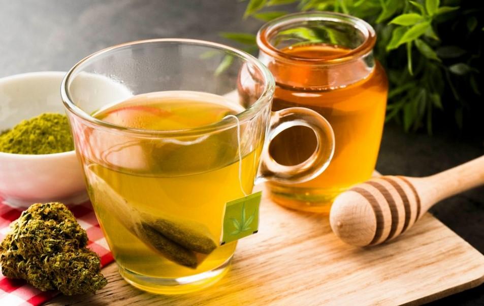 Marijuana tea recipe simple