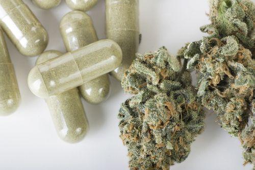 THC Pills