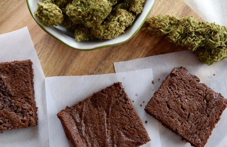 Weed brownie recipe