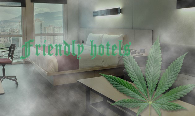 420 friendly places to stay