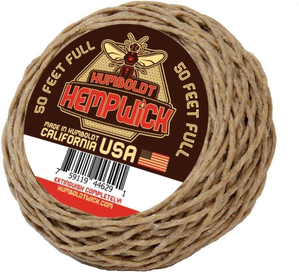 what does hemp wick do