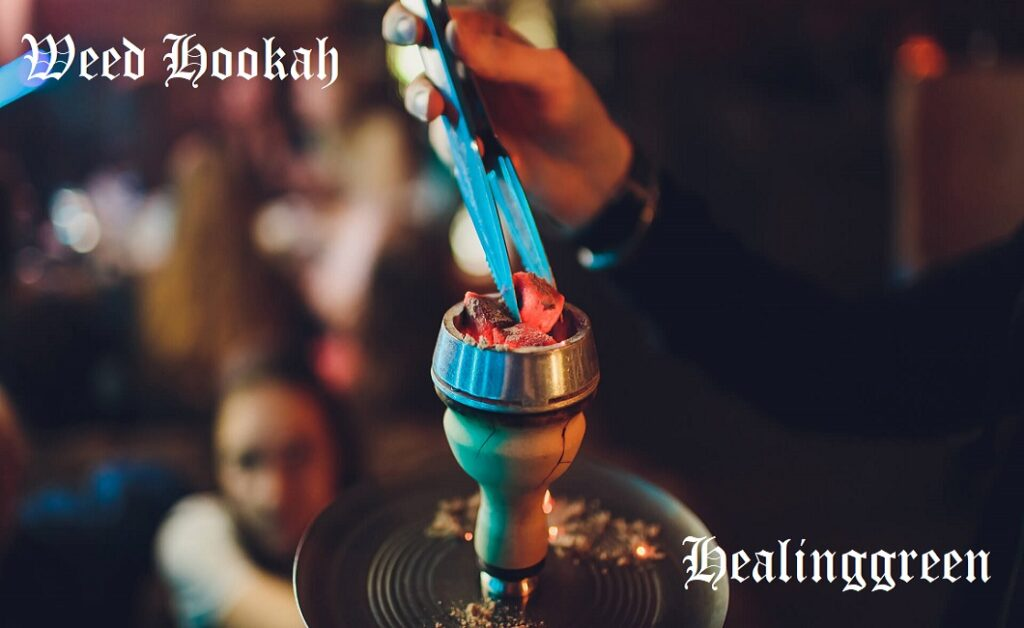 weed hookah