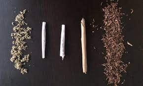 difference between blunt and joint