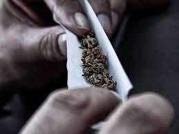 bhang smoking